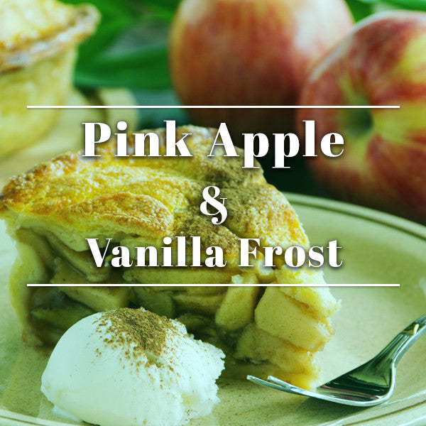 Pink Apple & Vanilla Frost
