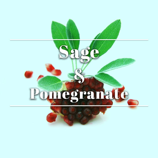 Sage & Pomegranate