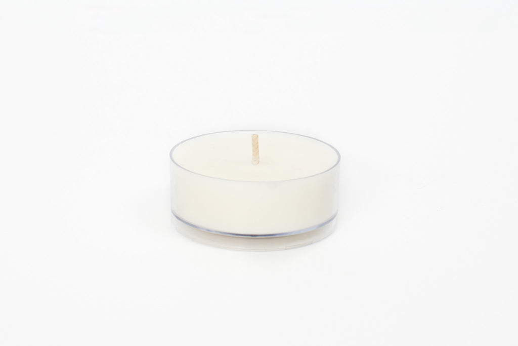 Coconut & Lime Splice / Maxi Tea Light