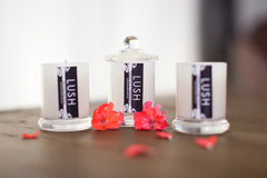 Sweet pea & Vanilla / Votive Trio