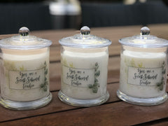Gardenia\ Teachers Candle