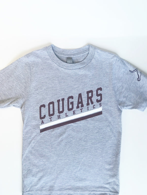 Adult Cougars Under Armour T-Shirt