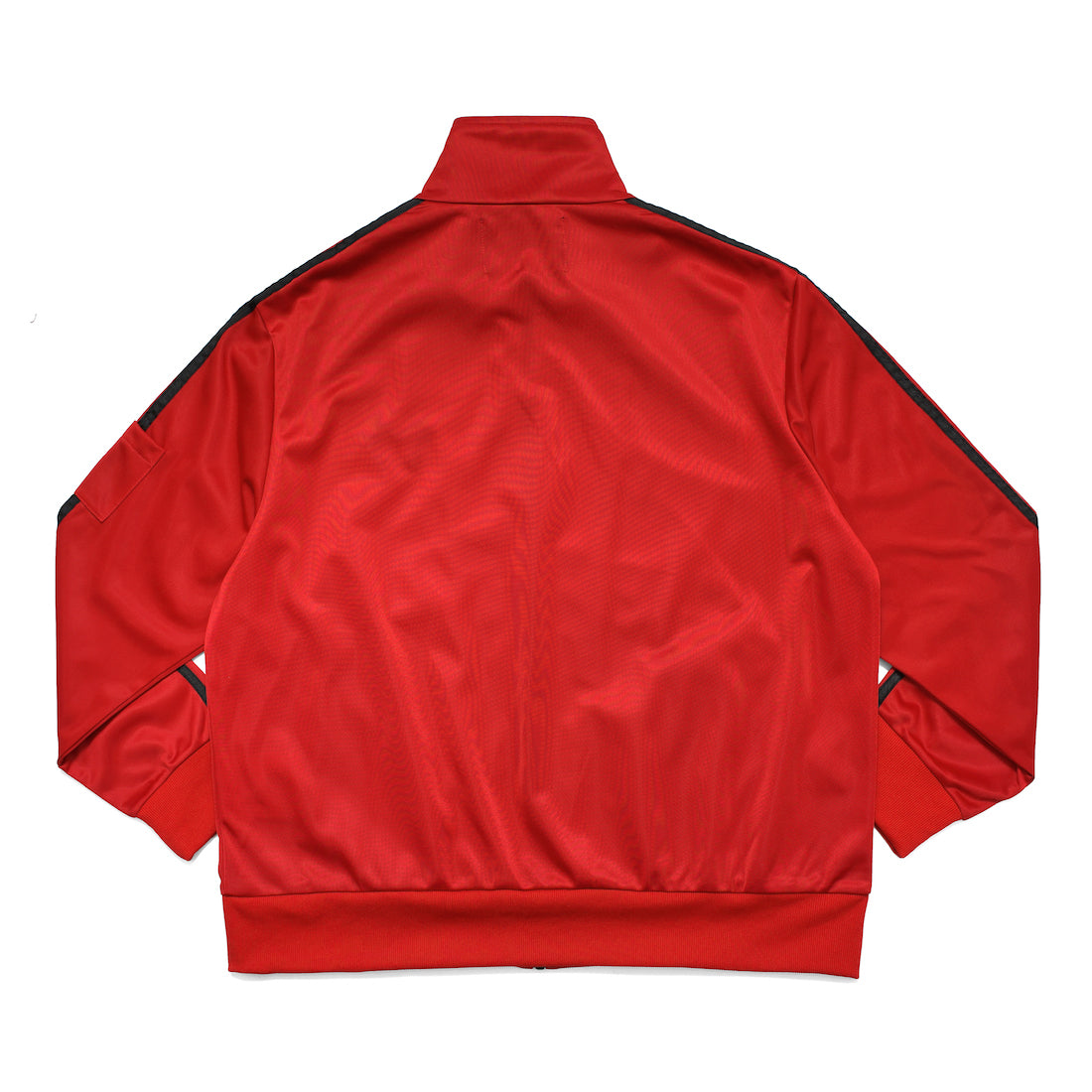 MUSIC NOTE TRACK JACKET (RED)
