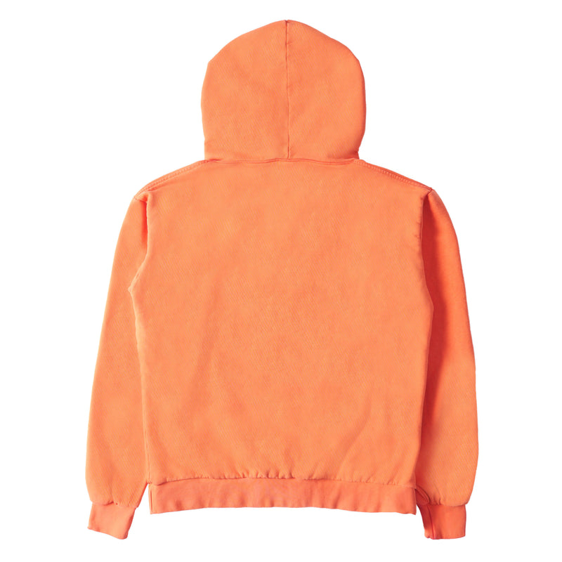 ORANGE MIDNIGHT STUDIOS X APHEX M-FLOW LOGO HOODIE