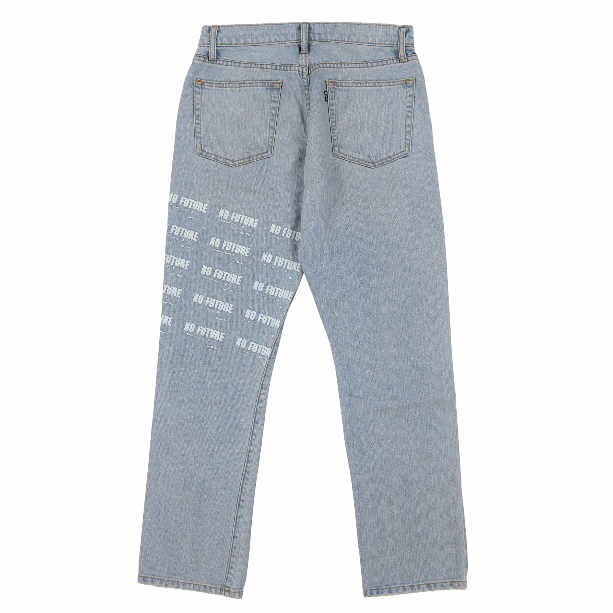 NO FUTURE 5PKT DENIM JEAN