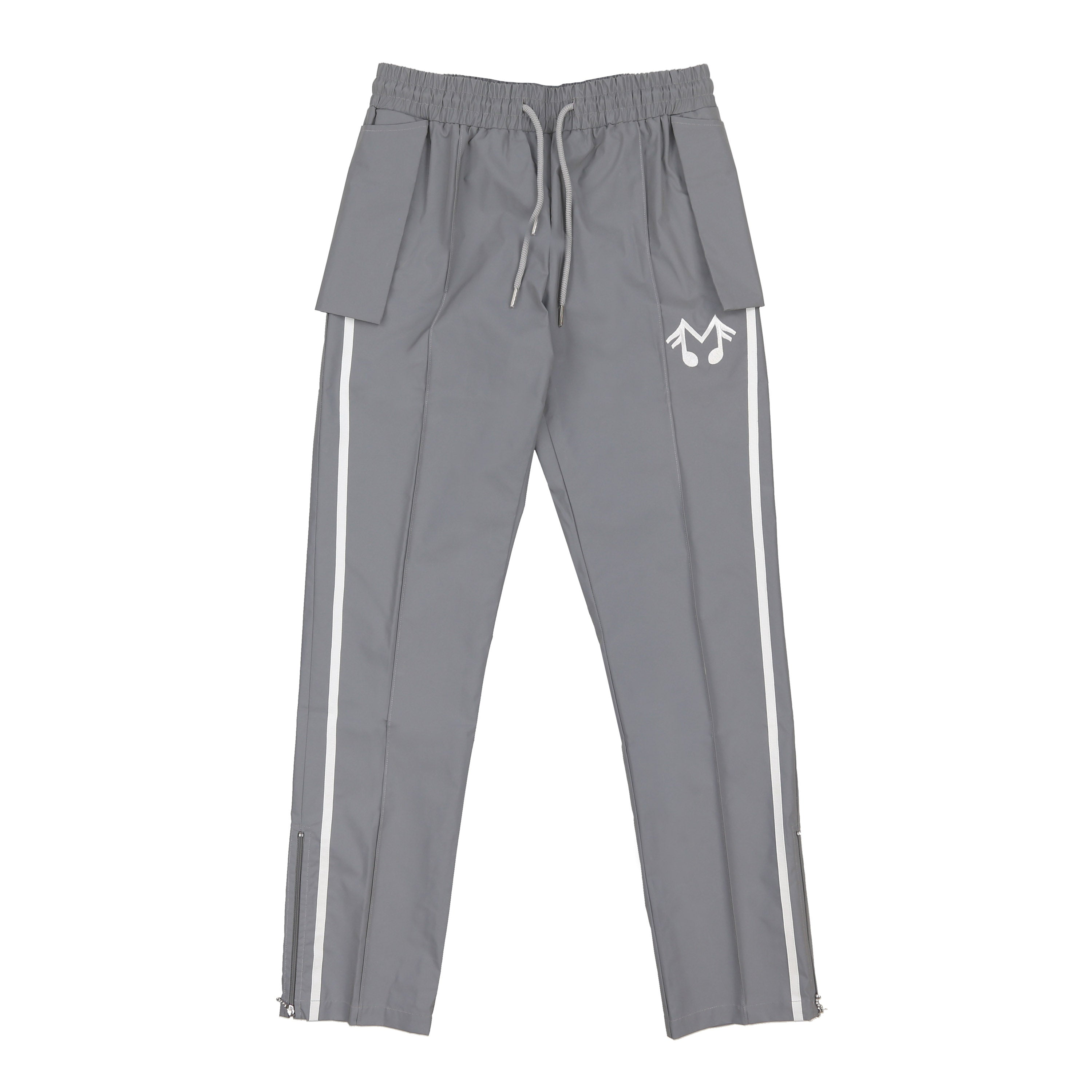 MUSIC NOTE TRACK PANT (REFLECTIVE)