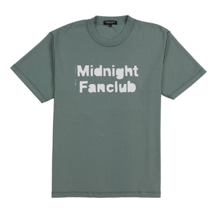 MIDNIGHT FANCLUB T-SHIRT (FOREST)