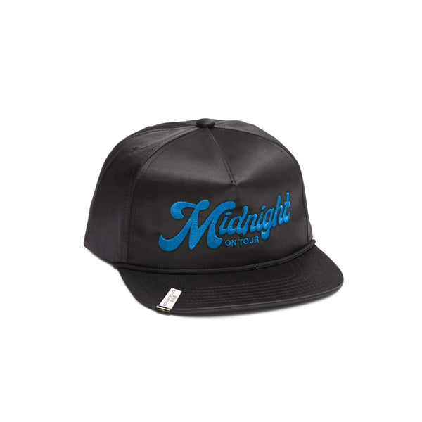 BLACK MIDNIGHT ON TOUR HAT