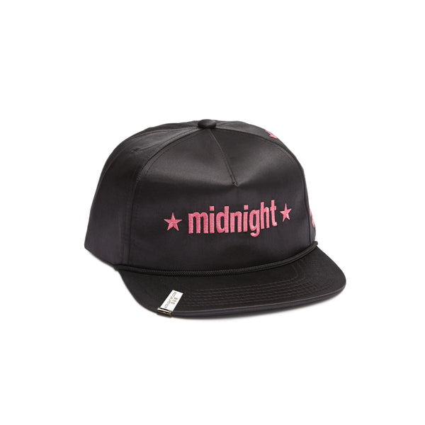 BLACK MIDNIGHT HEROIN HAT