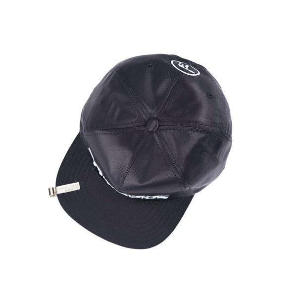 BLACK AONEURA HAT