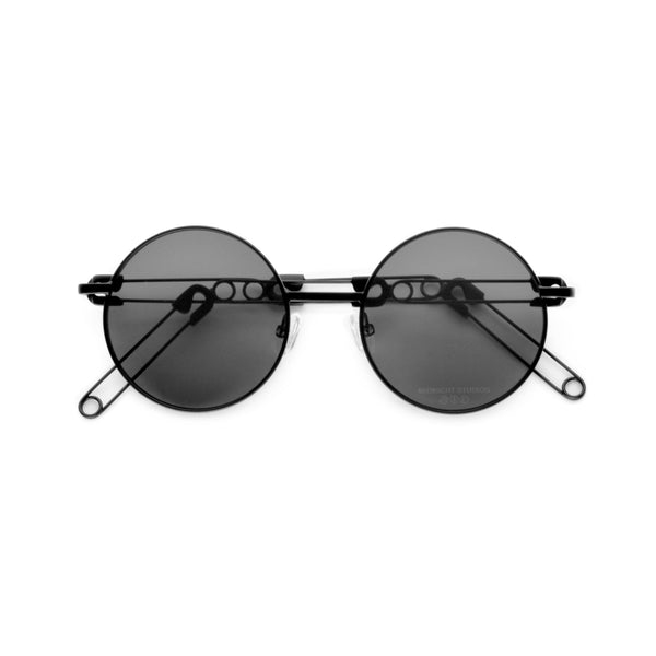 BLACK MIDNIGHT STUDIOS x AKILA 'MICKEY' SUNGLASSES