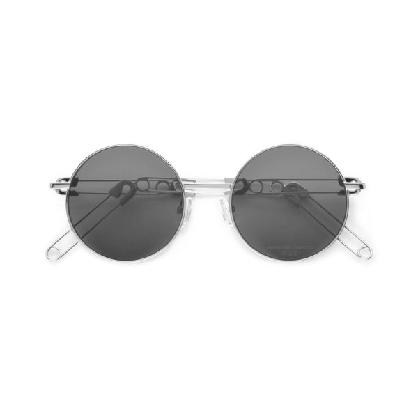 SILVER MIDNIGHT STUDIOS x AKILA 'MICKEY' SUNGLASSES