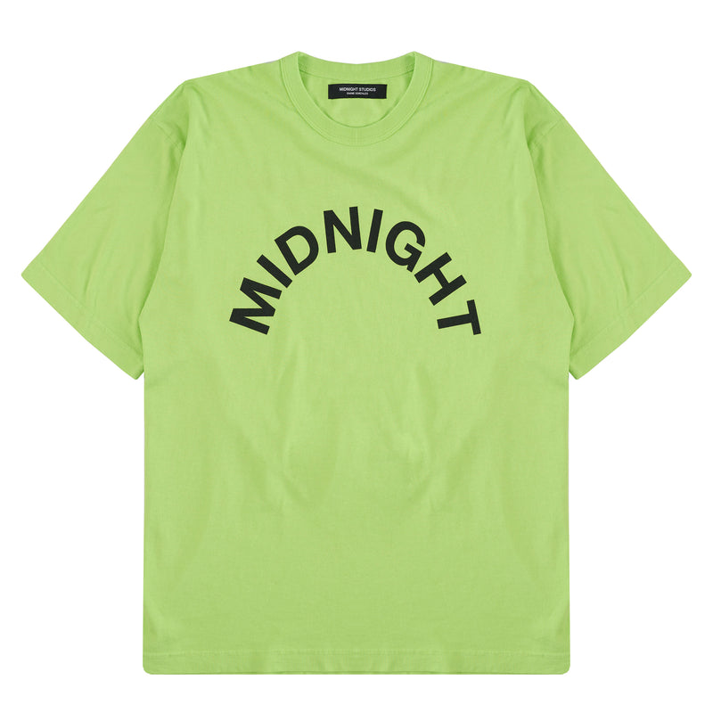 ELECTRIC GREEN LOGO T-SHIRT