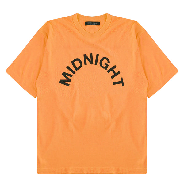 ELECTRIC ORANGE LOGO T-SHIRT