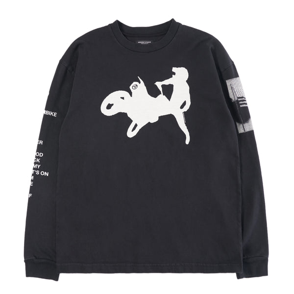 MOTORCROSS LONG SLEEVE T-SHIRT