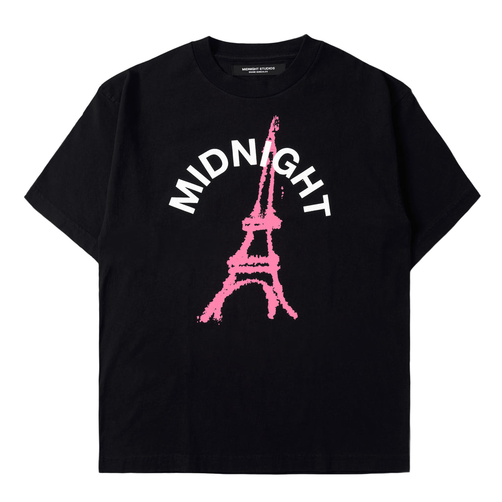 MIDNIGHT STUDIOS / BOOTSY BELLOWS LOGO T-SHIRT