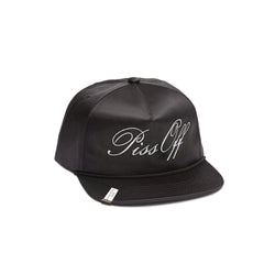 BLACK PISS OFF HAT