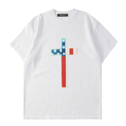 WHITE REVOLUTION T-SHIRT