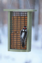 Load image into Gallery viewer, Suet Feeder - Double