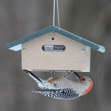 Load image into Gallery viewer, Recycled Suet Feeder - Upside Down