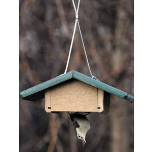 Recycled Suet Feeder - Upside Down