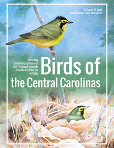 Birds of the Central Carolinas - Donald Seriff & Leigh Anne Carter