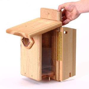 Ultimate Bluebird House - Cedar