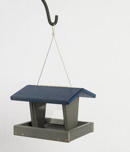 Amish Hopper Feeder - Recycled