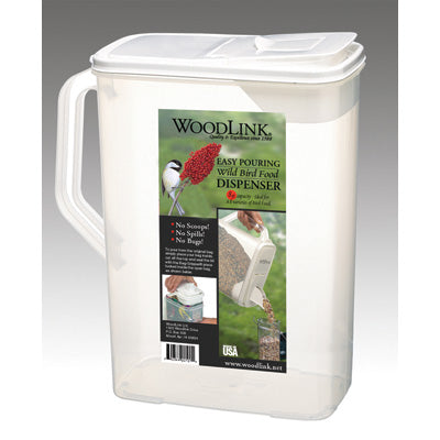 Seed Container - 8 Quarts