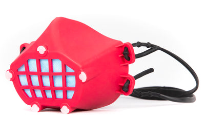 Aspen Air Pro - RED Reusable Particulate Respirator Frame (PRF)