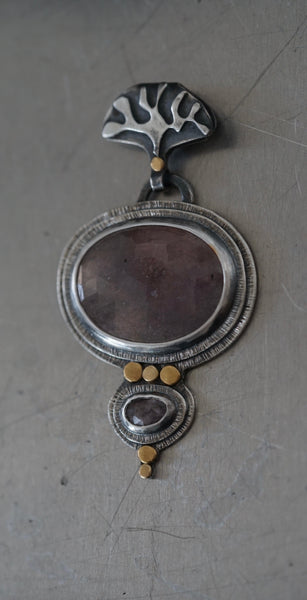Suselles pendant, custom made and reserved