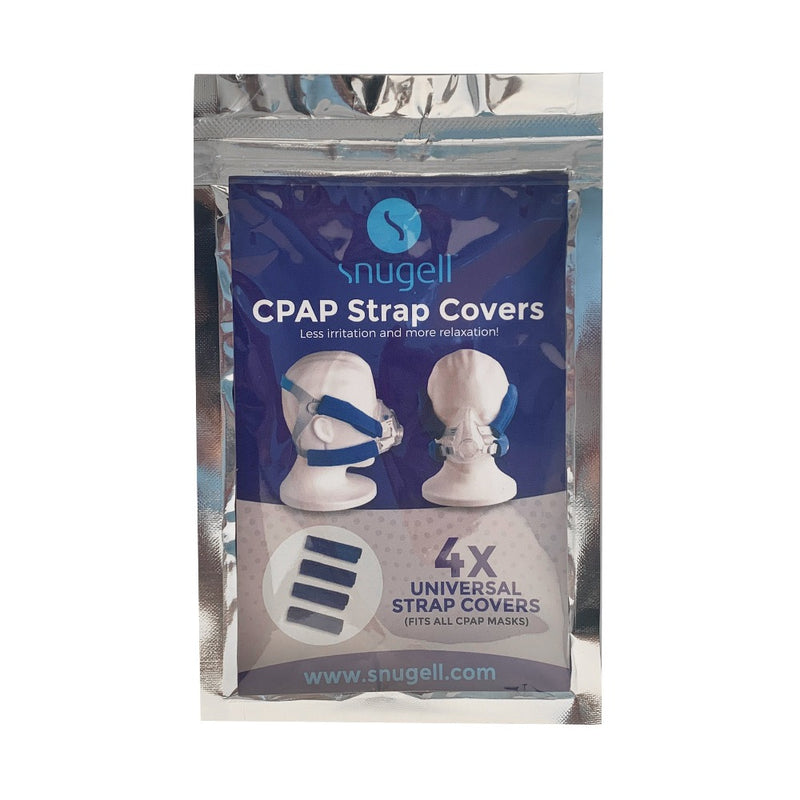CPAP STRAP COVERS (4-PACK)