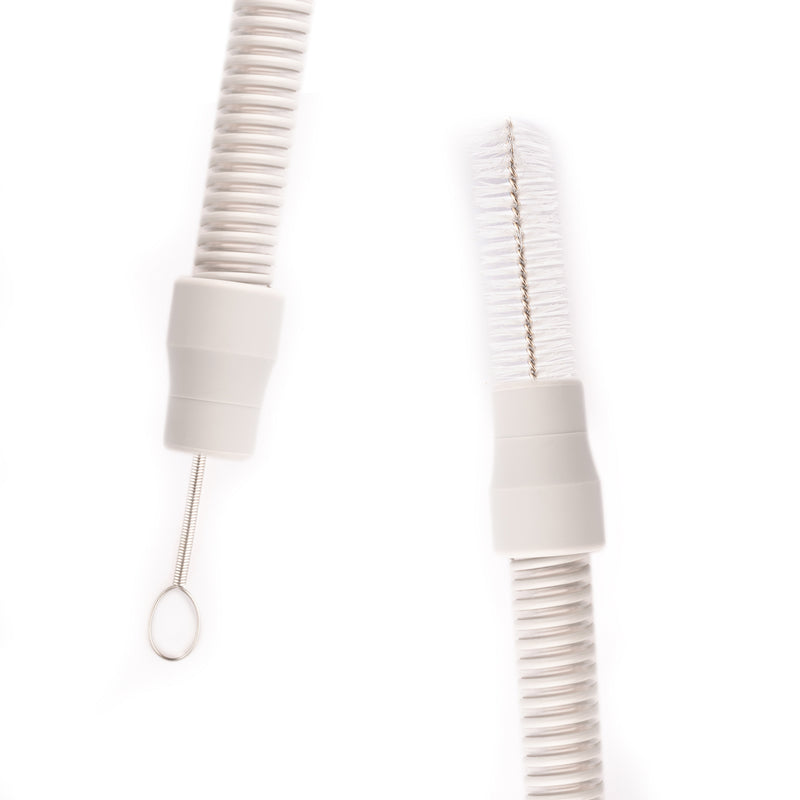 CPAP TUBE AND MASK CLEANING BRUSH SET