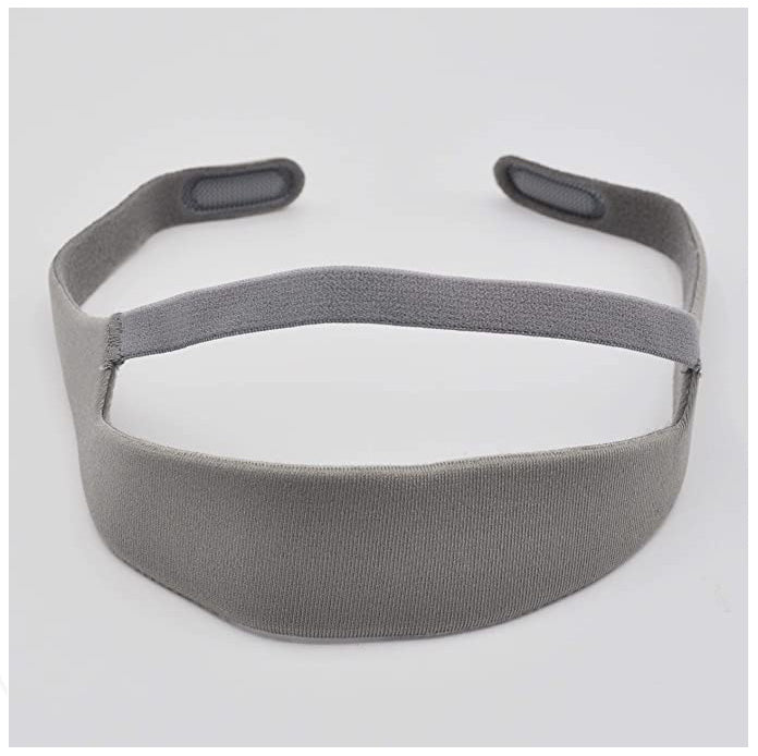 PHILIPS RESPIRONICS DREAMWARE HEADGEAR REPLACEMENT GRAY STRAPS (2-PACK)