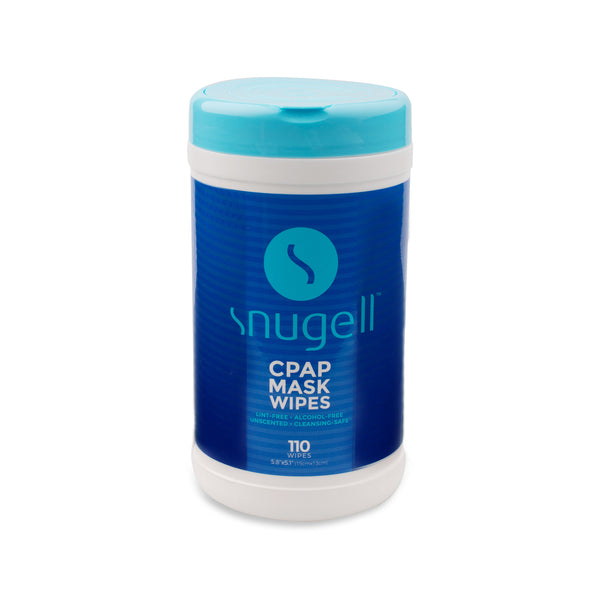 CPAP MASK WIPES (CANISTER 3-PACK)