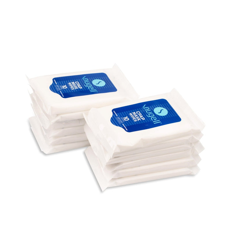 CPAP MASK WIPES (TRAVEL PACKS)