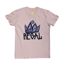 "Load image into Gallery viewer, Keep It Regal ""Pink Summer Blend"" Unisex Tee"