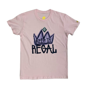 "Keep It Regal ""Pink Summer Blend"" Unisex Tee"