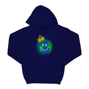 "Keep It Clean ""Navy"" Hoodie"