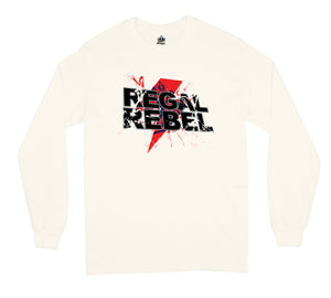 "Regal Rebel ""Cream"" Unisex Long Sleeve"