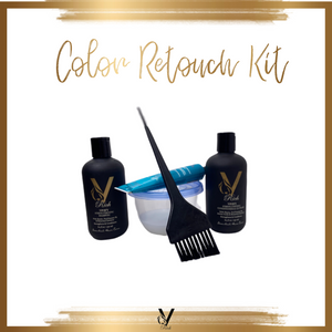 Color Retouch kit /w Shampoo & Conditioner