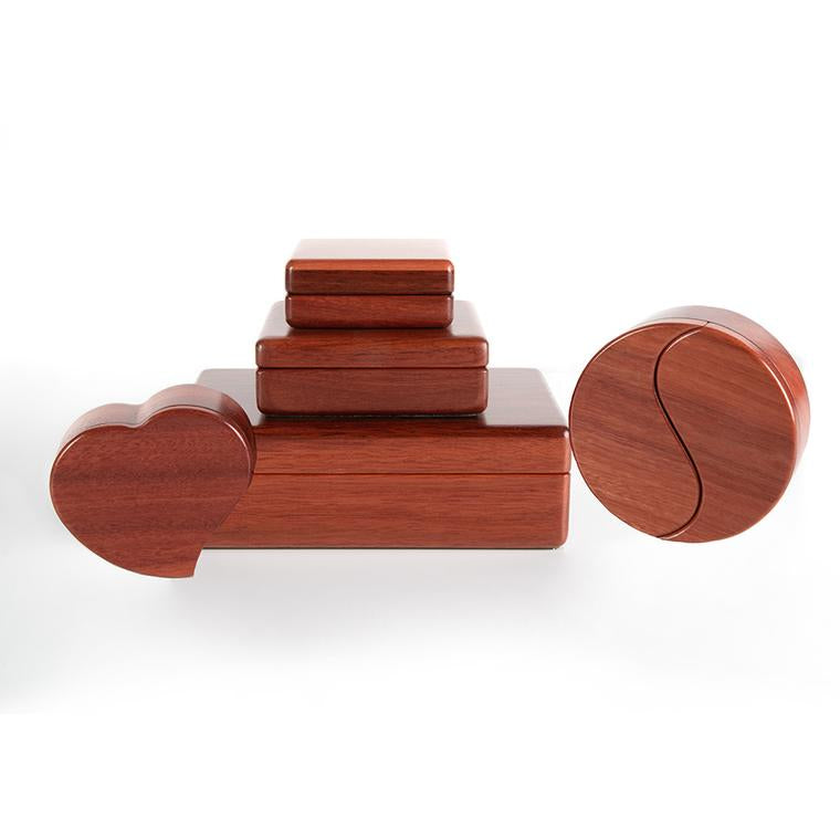 Jarrah Pens and Pen Boxes