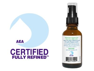 choose AEA certified emu oil for best quality emu oil