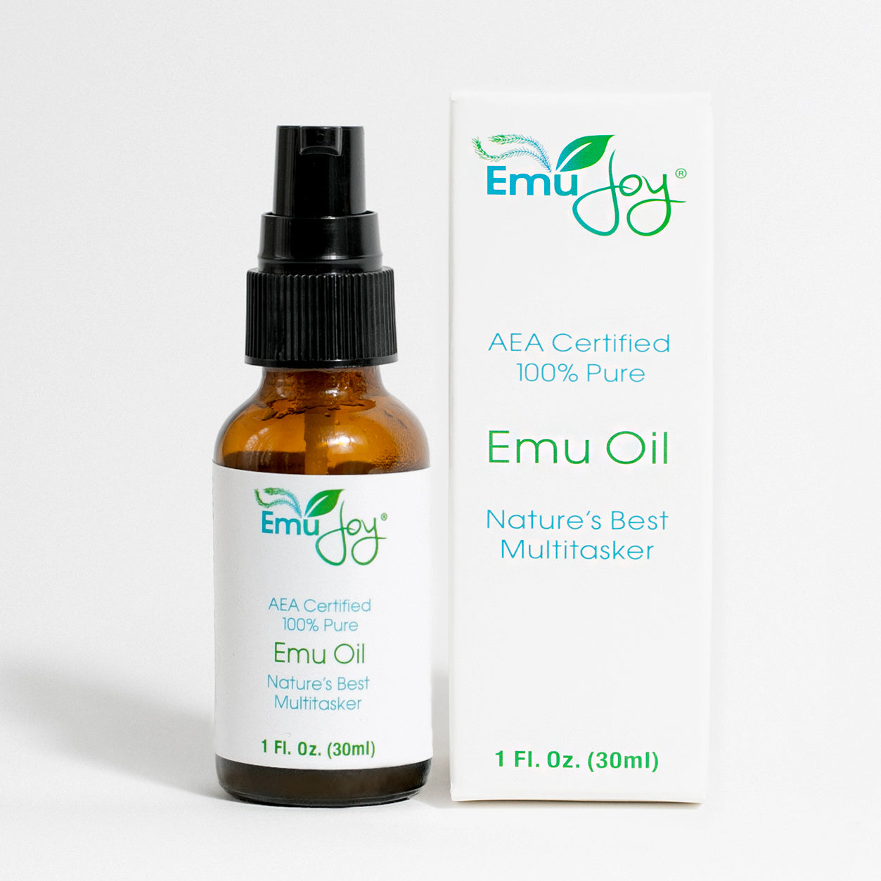 Ethically Sourced Emu Oil