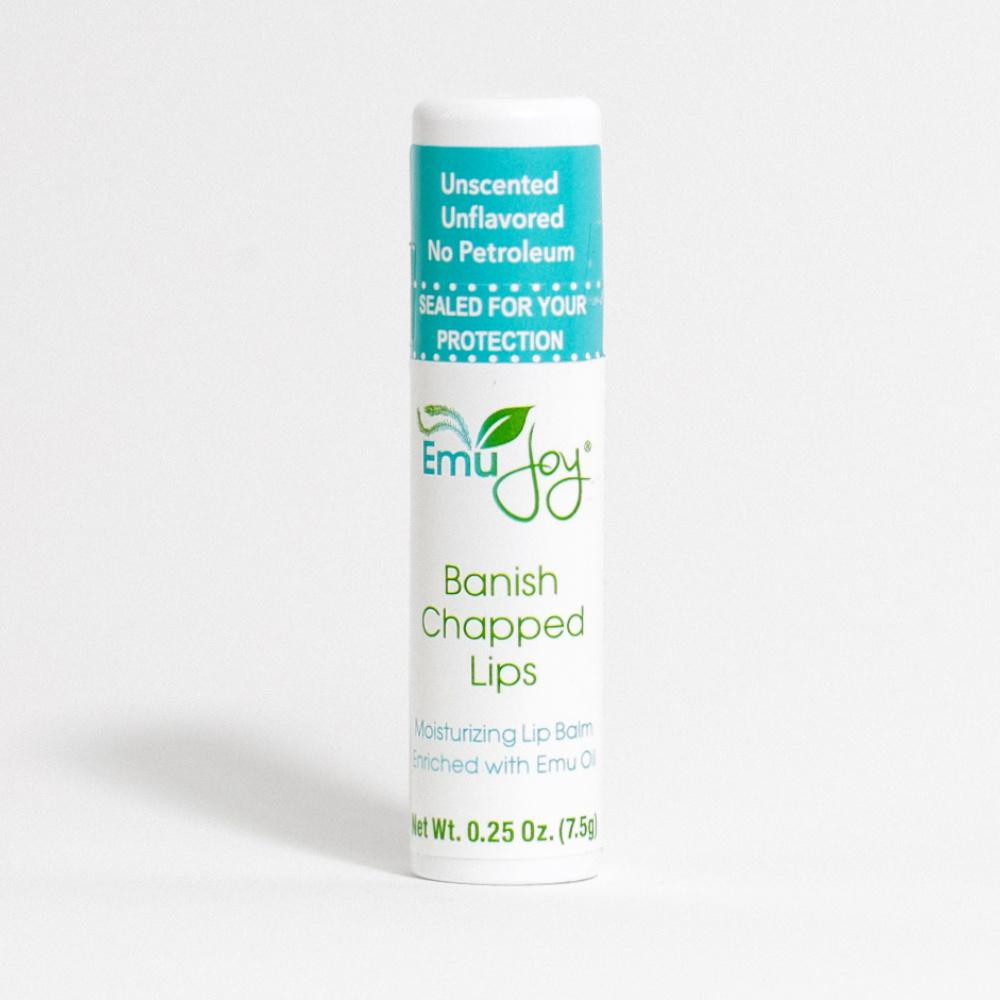 Banish Chapped Lips