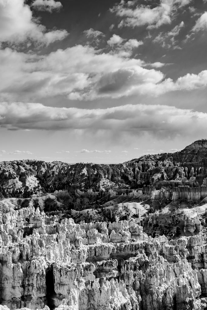 Bryce Canyon overview