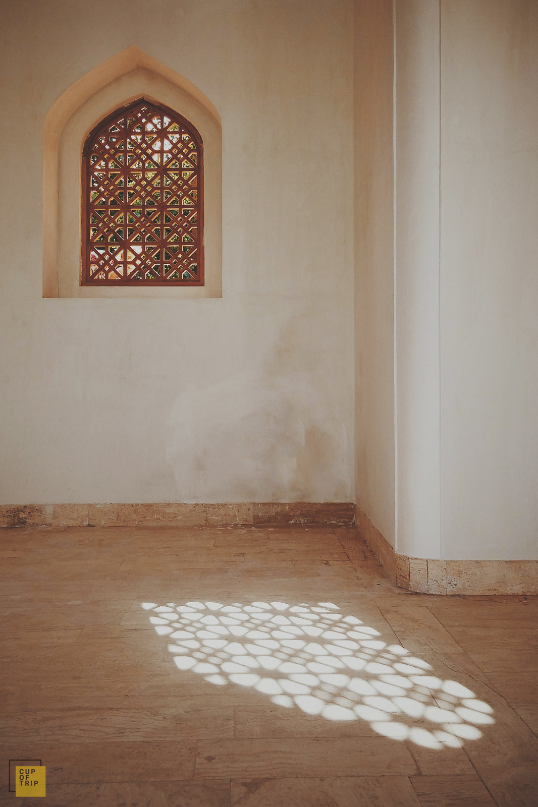 A Window in a Holy Place, Abyaneh