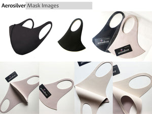 Protein Silver Ion Mask (100pcs) - Washable