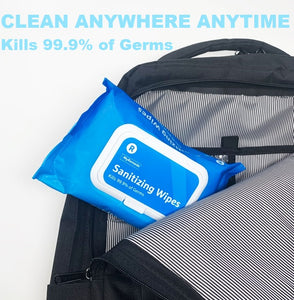 MyRemede Sanitizing Wipes (50pcs/Pack) - All Purpose
