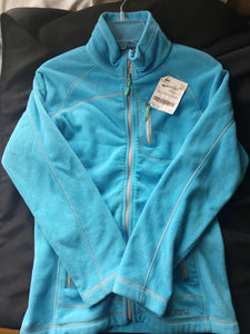 BLACK DIAMOND light blue fleece jacket, Size S